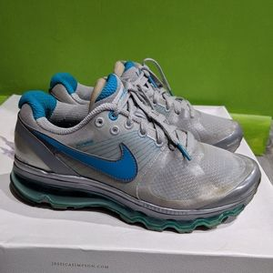Nike Air Max +2010 sneakers size 8